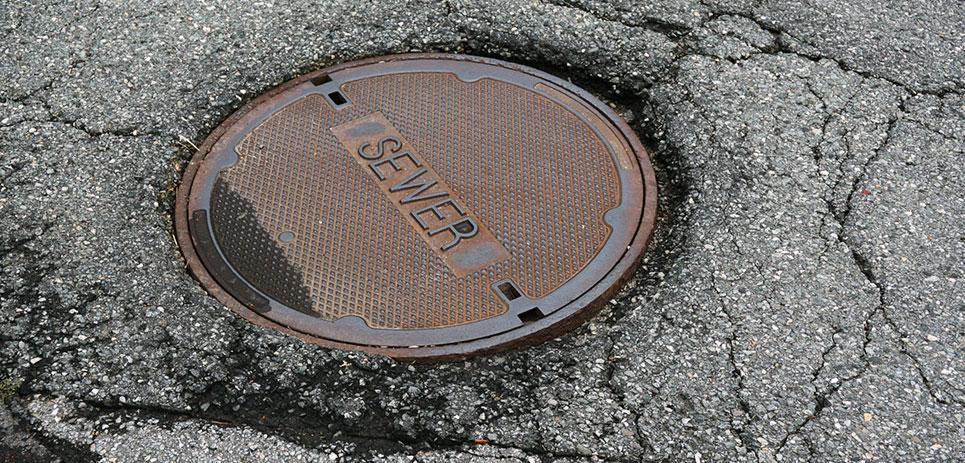 nine sewer megaprojects